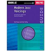 Berklee Press Modern Jazz Voicings Arranging for Ensembles (Book/CD)