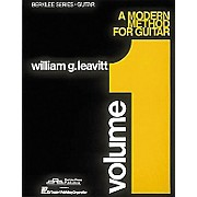 Berklee Press Modern Method for Guitar Volume 1