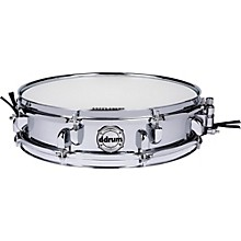 Ddrum Modern Tone Steel Piccolo Snare Drum