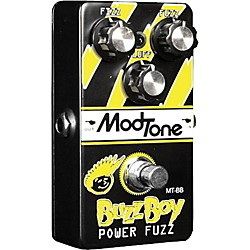 Modtone MT-BB Buzz Boy Power Fuzz Guitar Effects Pedal (MT-BB)