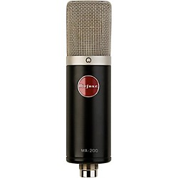Mojave Audio MA-200 Large Diaphragm Tube Condenser Microphone (MA-200)