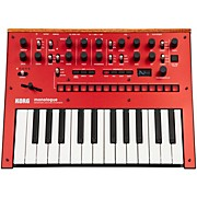 Korg Monologue Monophonic Analog Synthesizer