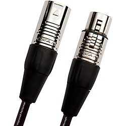 Monster Cable Classic XLR Microphone Cable (600501-00)