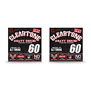 Cleartone Monster Heavy Series Cleartone Drop C# Nickel-Plated Strings (2-Pack)