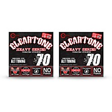 Cleartone Monster Heavy Series Drop C Nickel-Plated Strings (2-Pack)