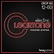 Cleartone Monster Heavy Series Nickel-Plated Drop C# Electric Guitar Strings