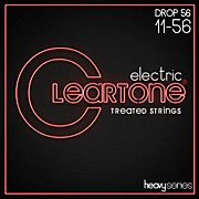 Cleartone Monster Heavy Series Nickel-Plated Drop D Electric Guitar Strings
