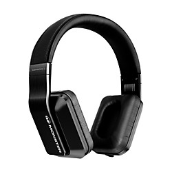 Monster Noise Isolating Over-Ear Headphones Black (128917)