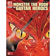 Cherry Lane Monster Tab Book Of Guitar Heroes