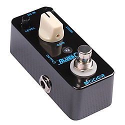 Mooer Blues Crab Classic Blues Overdrive Guitar Effects Pedal (Blues Crab)