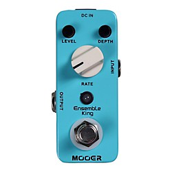 Mooer Ensemble King Analog Chorus Guitar Effects Pedal (Ensemble King)