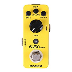 Mooer Flex Boost Guitar Effects Pedal (Flex Boost)