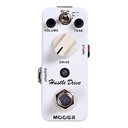 Mooer Hustle Drive Guitar Effects Pedal (Hustle Drive)