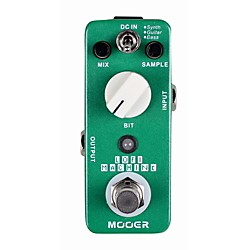 Mooer LoFi Machine Sample Reducing Effects Pedal (LoFi Machine)