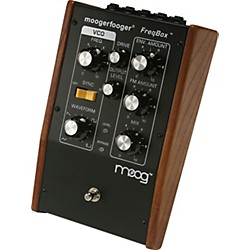 Moog MF-107 moogerfooger FreqBox Effects Pedal (MF-107)