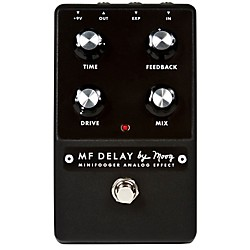 Moog Minifooger Analog Delay Guitar Effects Pedal (MFS-DELAY-01)