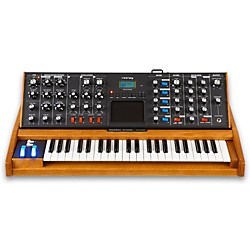 Moog Minimoog Voyager Performer Edition with Blue Wheel (VY-MIN-002/VY-BB)