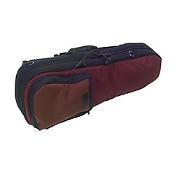 Mooradian Shaped Violin Case Slip-On Cover with Combination Straps (VNSBURCOM)