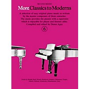 Music Sales More Classics To Moderns - Second Series Book 6