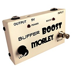 Morley Buffer Boost Pedal (MBB)