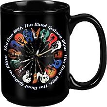 Taboo Most Guitars Win Black Mug 15 oz