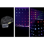 Chauvet DJ Motion Drape TRI Color LED 2x3 Meters