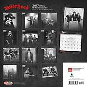 Browntrout Publishing Motorhead 17 Global Calendar