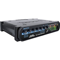 Motu Audio Express 6 x 6 FireWire/USB 2.0 Audio Interface (8456)