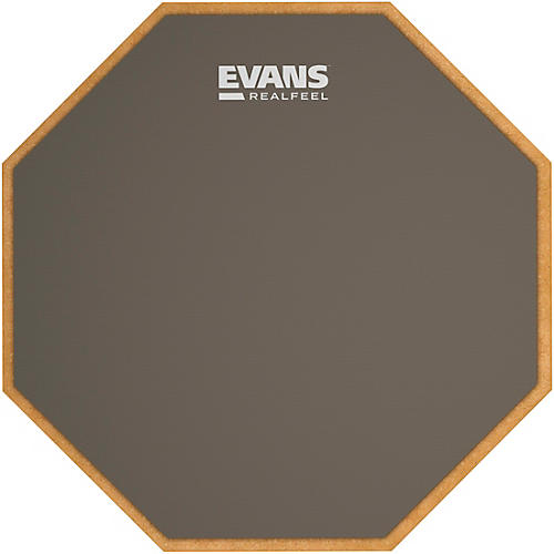 HQ Percussion Mountable Speed Pad Gray 12 in.