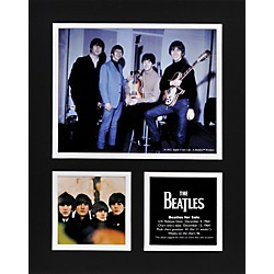 "Mounted Memories ""Beatles For Sale"" 11x14 Matted Photo (UMCEBEA740)"