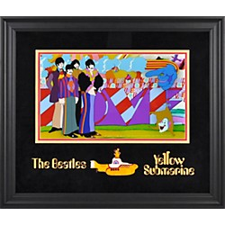 "Mounted Memories The Beatles ""Yellow Submarine"" limited edition framed presentation (FRCEBEA718)"