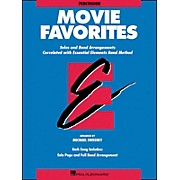 Hal Leonard Movie Favorites Percussion