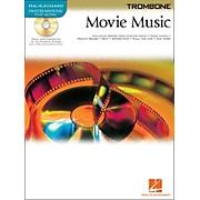 Hal Leonard Movie Music for Trombone Book/CD