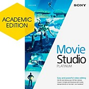 Magix Movie Studio 13 Platinum - Academic Software Download