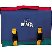 Nino Multicolored Nylon Music Folio