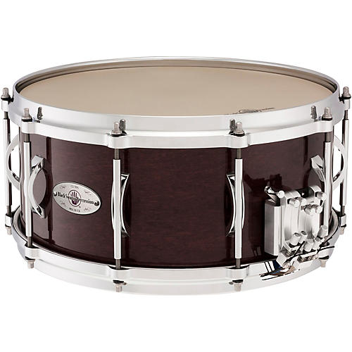 Black Swamp Percussion Multisonic Maple Shell Snare Drum-thumbnail
