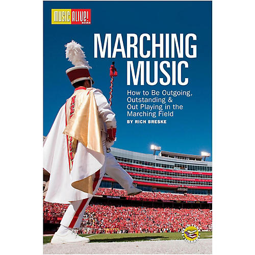 Hal Leonard Music Alive's Marching Music-thumbnail