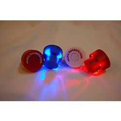 Music Benders Illuminating Glass Guitar Slide (ISFMR)