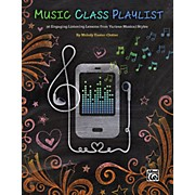 Alfred Music Class Playlist Teacher's Handbook