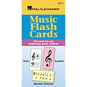 Hal Leonard Music Flash Cards Set A HLSPL
