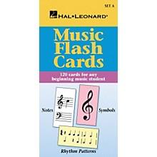 Hal Leonard Music Flash Cards Set A HLSPL