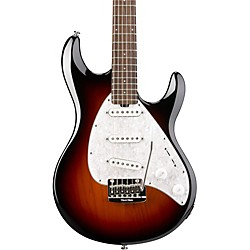 Music Man Silhouette Special SSS Electric Guitar with All-Rosewood Neck (545-71-RW-05)