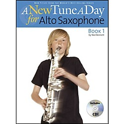 Music Sales A New Tune A Day Alto Sax Book 1 Book/CD (14022747)