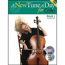 Music Sales A New Tune A Day For Cello Book 1 With DVD And Audio CD (14022737)