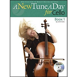 Music Sales A New Tune A Day For Cello Book/CD (14022748)