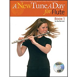 Music Sales A New Tune A Day For Flute Book/CD (14022751)