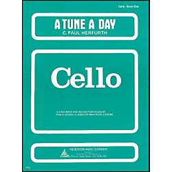 Music Sales A Tune A Day For Cello Book 1 (14034200)