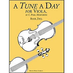 Music Sales A Tune A Day Viola Book 2 (14034233)
