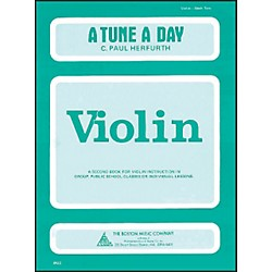Music Sales A Tune A Day Violin Book 2 (14034236)