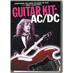 Music Sales AC/DC Guitar Kit (DVD/CD/Book) (14001052)